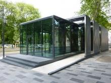 Le nouveau Kiosque de Chamars – Besançon (2014)