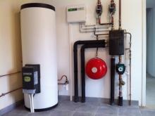Pompe à chaleur air/eau – Haute Saone (2013)