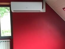 Climatisation d'une mezzanine – Ougney (2015)
