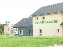 Pharmacie – Haute Saone (2013)