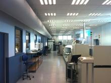 Armoire de clim – Industrie – Besançon (2013)