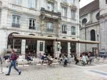 Café – Besançon (2010)