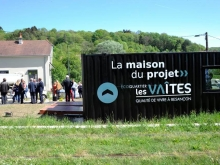 Climatisation – Maison du Projet des Vaîtes – Besançon (2018)