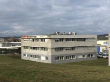 Climatisation de 400 m² de bureaux – Médecine du travail OPSAT – Vesoul (2019)