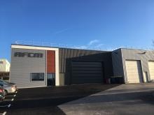 Climatisation de 200 m² de bureaux – AFCM – Besançon (2018)