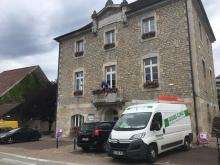 Climatisation de bureaux – Mairie de Thise – (2019)
