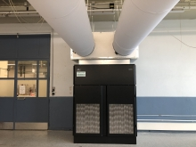Climatisation de précision – Industrie – Besançon – (2020)