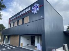 Climatisation et Plomberie des nouveaux locaux Ambulances Courtot – Besançon (2021)